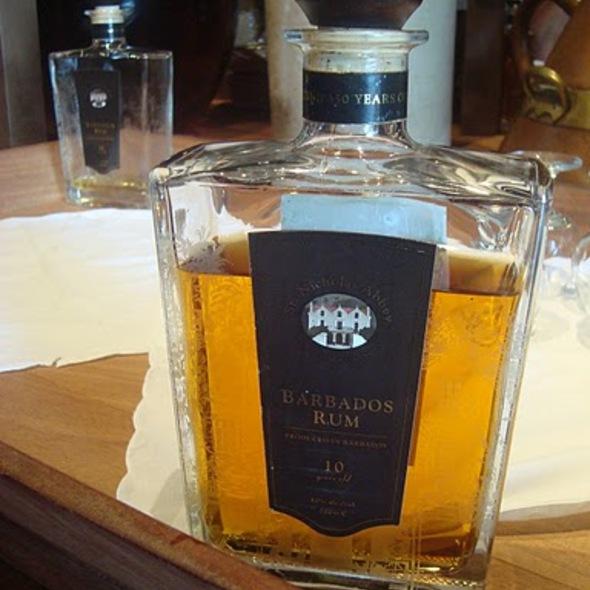 Barbados Rum @ St. Nicholas Abbey