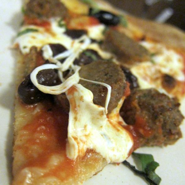 Pizza @ Lombardi's Pizza