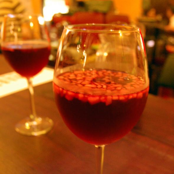 Sangria @ Café de los deseos