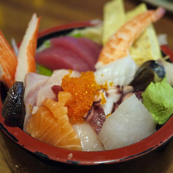 Chirashi @ Kyora Japanese Restaurant