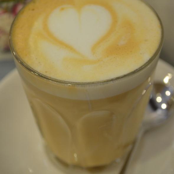 Chai Latte @ Caffe Bom