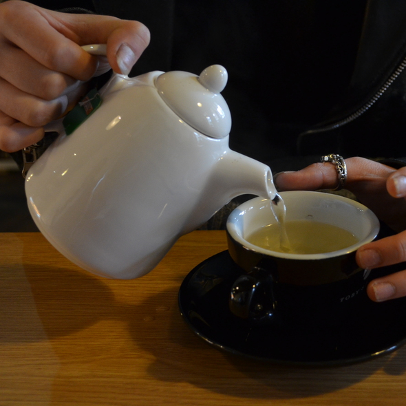 Tea @ Pishon