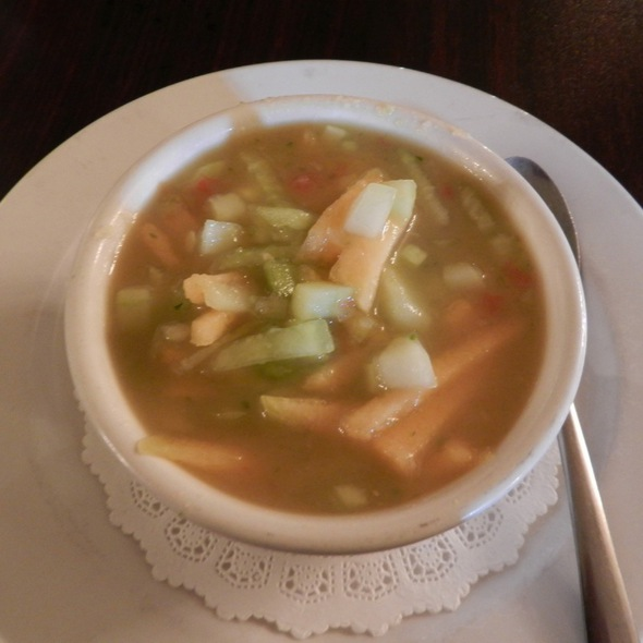 Vegetarian Chili @ Pennsylvania Soup & Seafood House