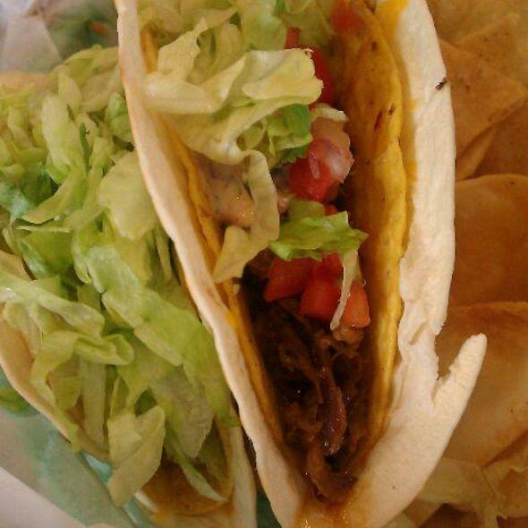 Zeda Taco @ Cali Burrito