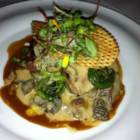 Seared Veal Medaillon