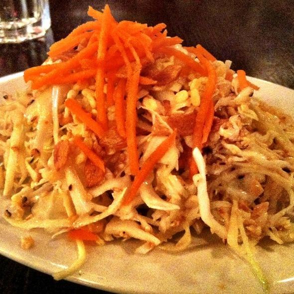 Gyinn Thoke @ Mandalay Restaurant & Cafe