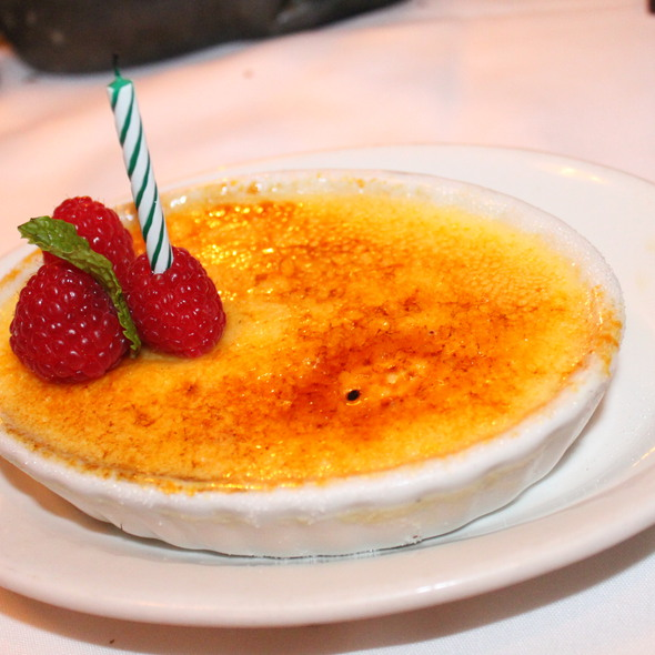 Creme Brulee - Morton's The Steakhouse - Honolulu, Honolulu, HI