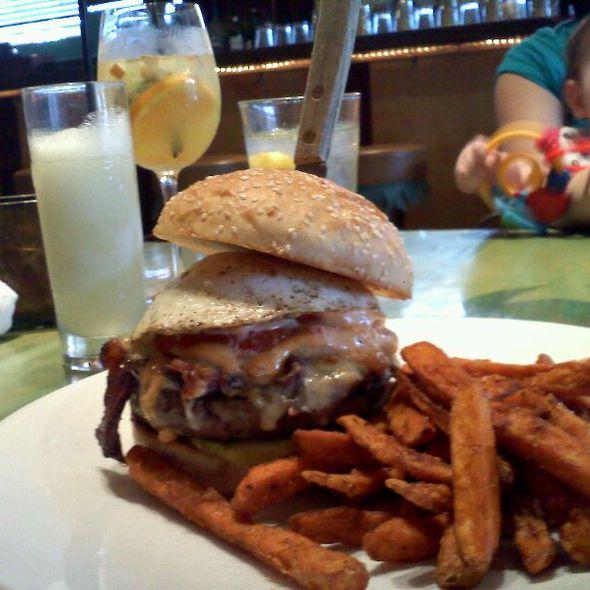 Kaya Burger - Kaya, Pittsburgh, PA