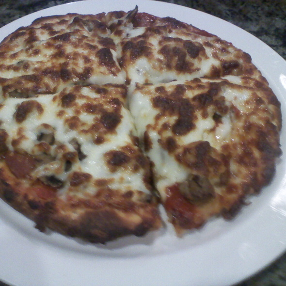 Papa's Favorite Pizza - La Bella Pizza, Chula Vista, CA