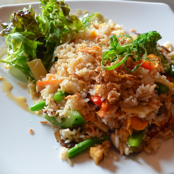 Buddha Fried Rice @ The Rice Den