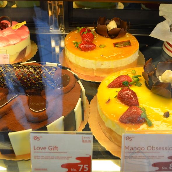 Cake @ 85 Degrees
