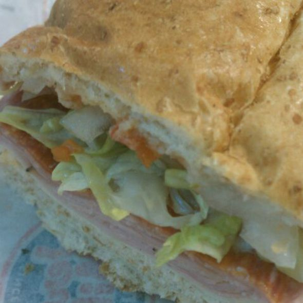 Number 13, Mike's Way @ Jersey Mike's Subs