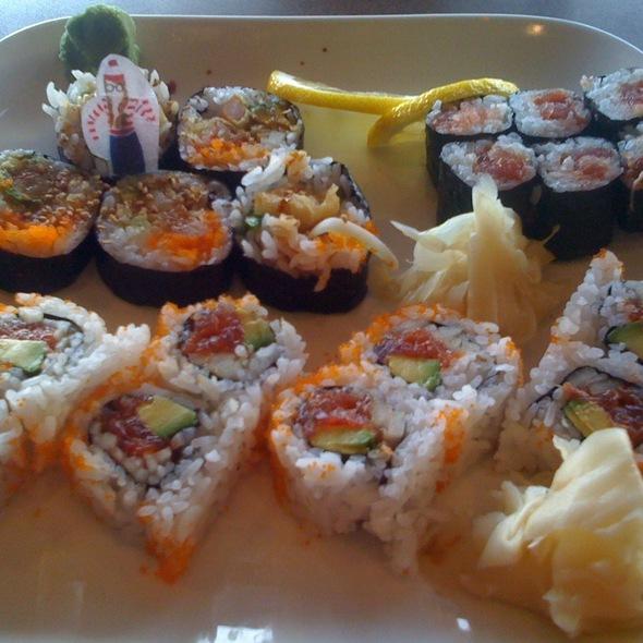 Assorted Sushi - Sonoda Ramen and Sushi, Englewood, CO