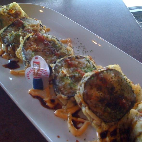 Lava Roll - Sonoda Ramen and Sushi, Englewood, CO