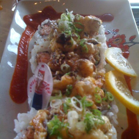"""Big Bang"" Roll - Sonoda Ramen and Sushi, Englewood, CO"