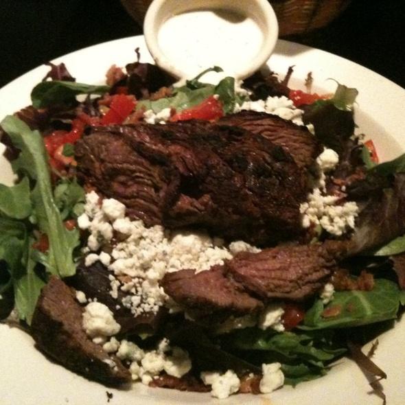 Steak Salad - Carlyle Grill, Ann Arbor, MI