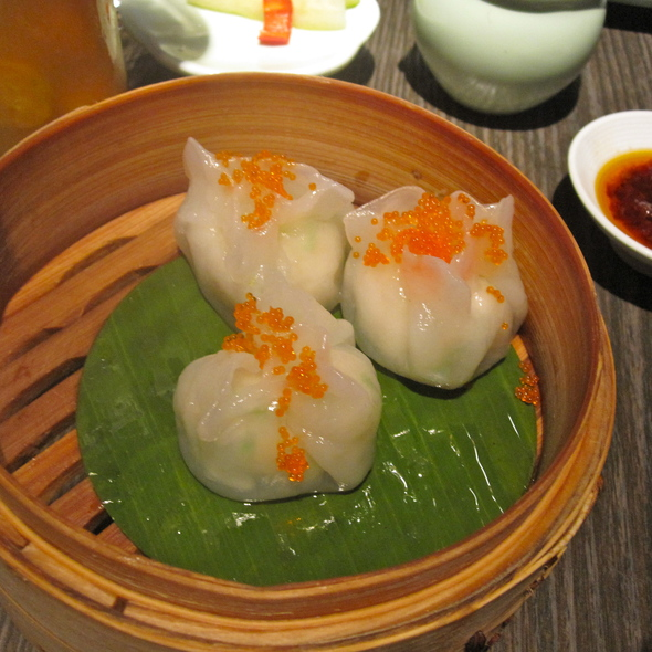 Dumplings @ Yauatcha Ltd