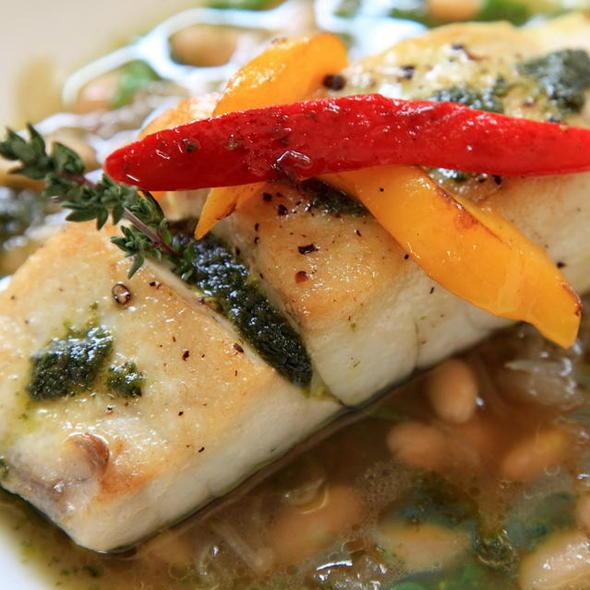 Roasted Seabass @ Sorrento Restaurant