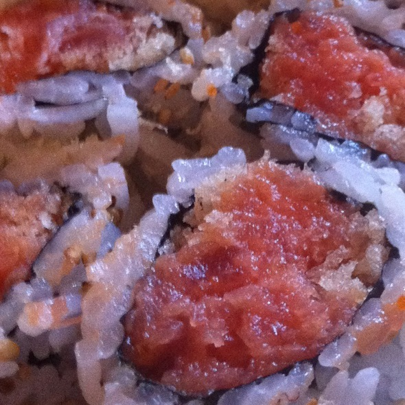 Spicy Tuna Rolls