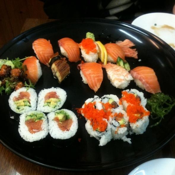 Sushi Deluxe @ Sushi Ten