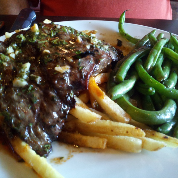 Grilled Churrasco Steak @ Restaurant Sabor