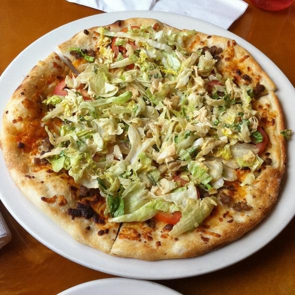 california pizza kitchen menu - manila - foodspotting