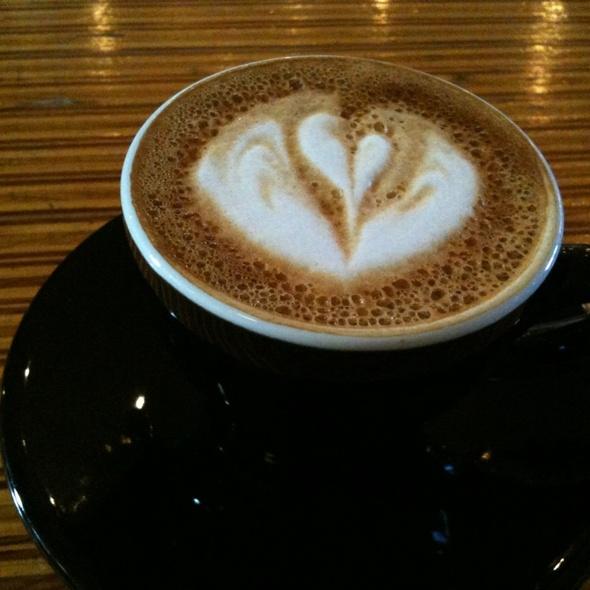 Cappuccino @ Ritual Coffee Roasters