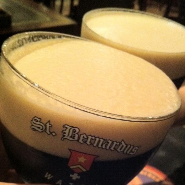 ベルギービール @ デリリウムカフェ レゼルブ