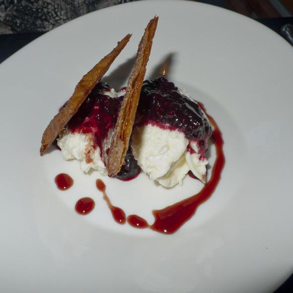 Puff Pastry with White Chocolate Mousse - Posh - Scottsdale, Scottsdale, AZ