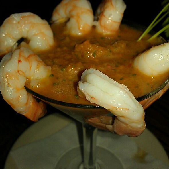 Shrimp And Gazpacho - Three Kings Public House - The Loop, St. Louis, MO