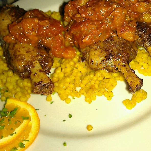 Moroccan Pork Shanks - Three Kings Public House - The Loop, St. Louis, MO