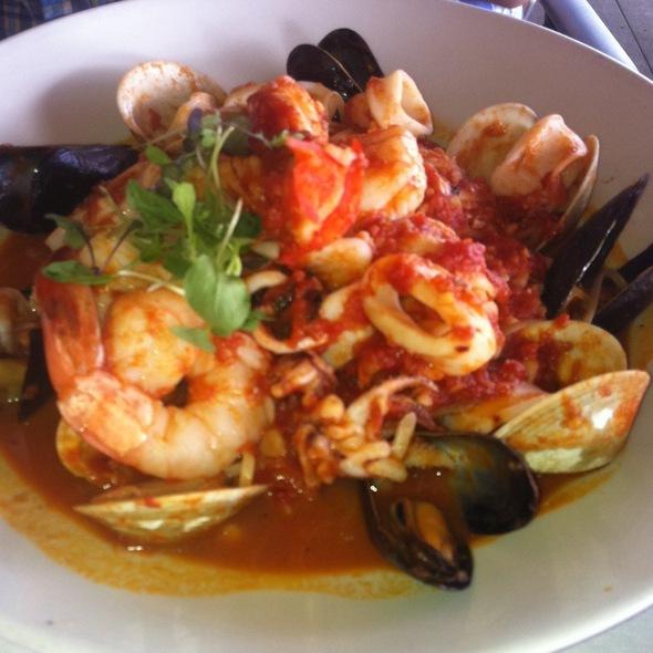 Seafood Alberto - Alberto's Ristorante, Hyannis, MA