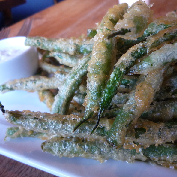 Fried Green Beans @ COCO500