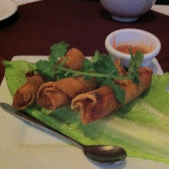 Spring Rolls @ Le Tran Vietnamese Restaurant