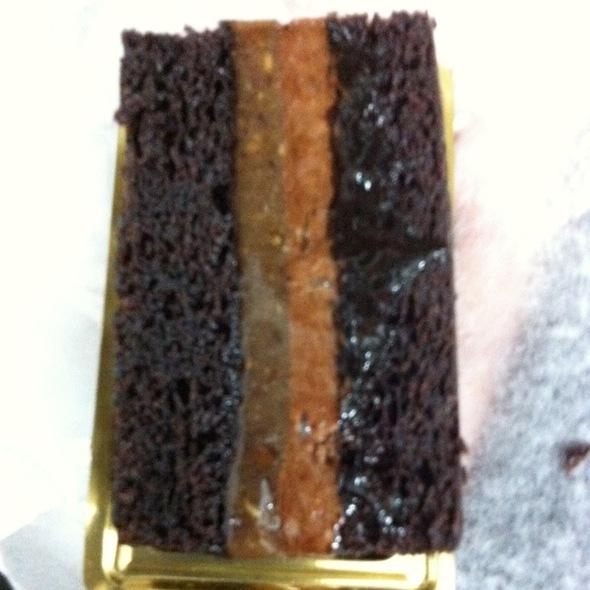 Gateau Au Chocolate @ Épicerie Boulud