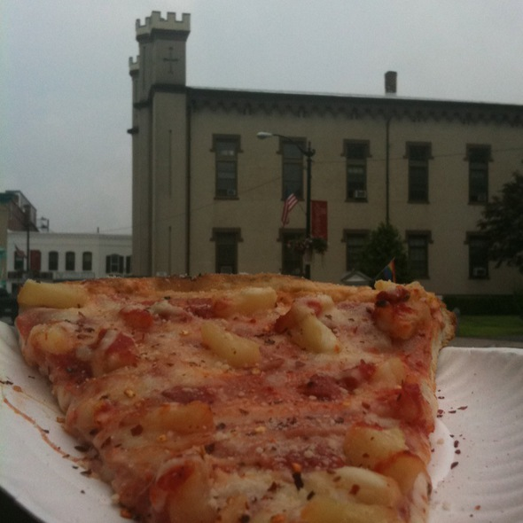 a 1 pizza florence ma menu - photo#29