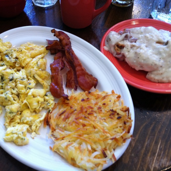 Gailey S Breakfast Cafe Springfield Menu