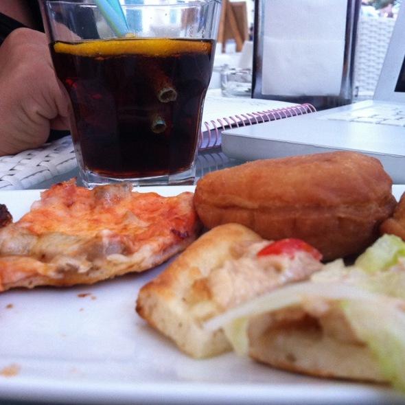 Stuzzichini @ Hemingway Restaurant
