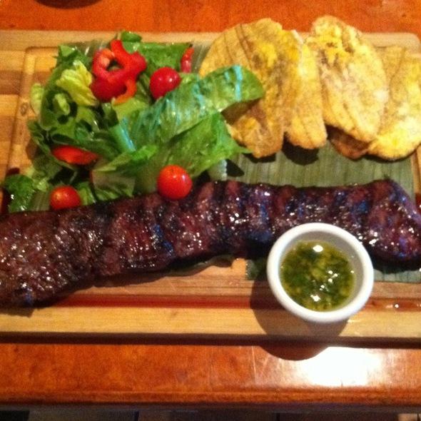 Entrañas Al Carbon @ Mi Bandeja Paisa Restaurant