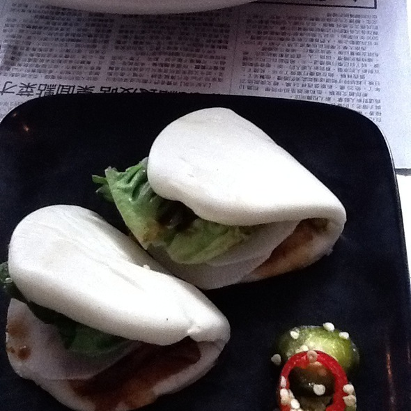 Pork Buns @ Myers+Chang