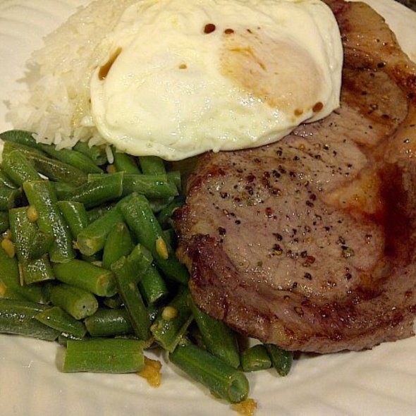 Ribeye Steak @ (a)(u)(d)'(s)