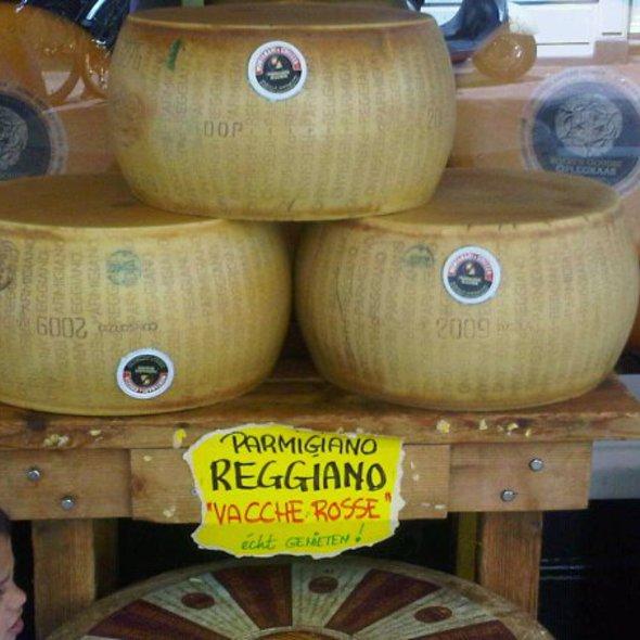 Parmigiano @ De Kaaskamer van Amsterdam
