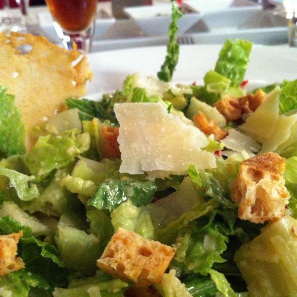 Caeser Salad - Prime 108, Nashville