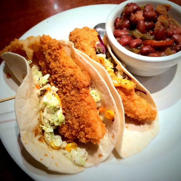 Cheddar 39 s casual cafe menu garland tx foodspotting for Fish taco menu
