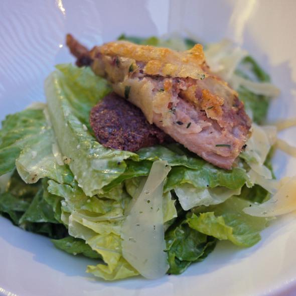Caesar Salad @ Flea Street Cafe
