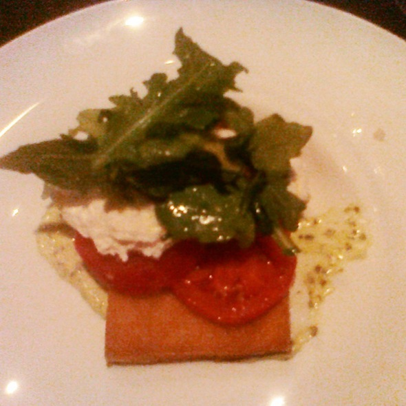 "Heirloom ""Blt"" Salad @ Noca"