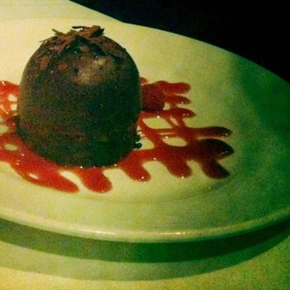 Chocolate Bombe - Gandy Dancer, Ann Arbor, MI