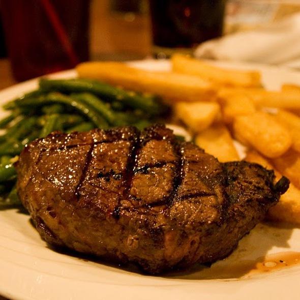 Steak And Fries - The Prime Rib Loft - Orleans Hotel & Casino, Las Vegas, NV
