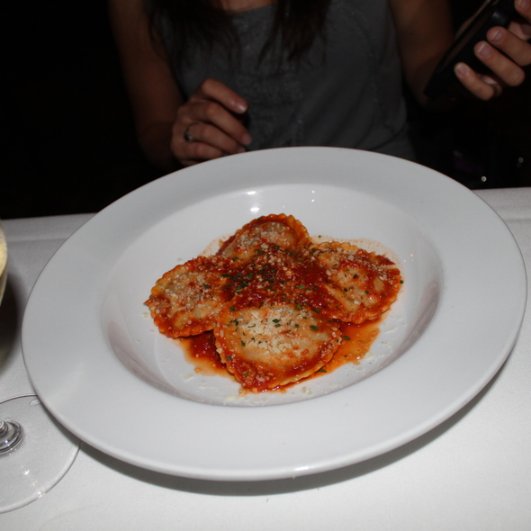 Duck Ravioli @ Il Lupino Trattoria & Wine Bar