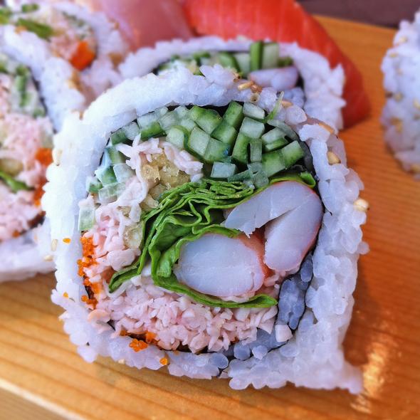 Dynamite Roll @ Sushi Mart